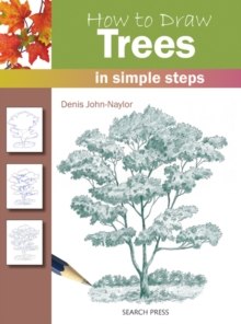How to Draw: Trees, Paperback / softback Book