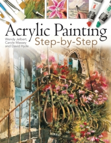 Acrylic Painting Step-by-Step, Paperback Book