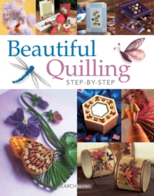 Beautiful Quilling Step-by-Step, Paperback Book