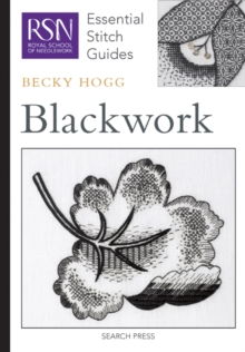 RSN Essential Stitch Guides: Blackwork, Spiral bound Book