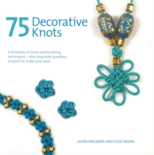75 Decorative Knots, Paperback Book