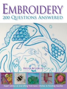 Embroidery 200 Questions Answered, Paperback / softback Book