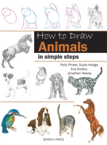 How to Draw: Animals : In Simple Steps, Paperback / softback Book