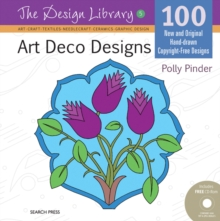 Design Library: Art Deco Designs (Dl05), Paperback Book