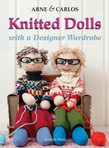 Knitted Dolls with a Designer Wardrobe, Paperback Book