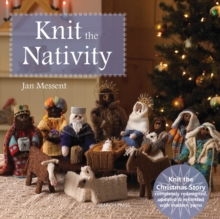 Knit the Nativity, Paperback / softback Book