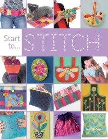 Start to Stitch, Paperback / softback Book