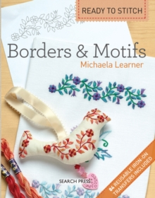 Ready to Stitch: Borders & Motifs, Paperback / softback Book