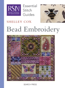RSN Essential Stitch Guides: Bead Embroidery, Spiral bound Book