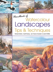 Handbook of Watercolour Landscapes Tips & Techniques, Paperback / softback Book