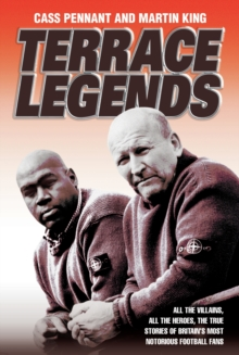 Terrace Legends, Paperback Book
