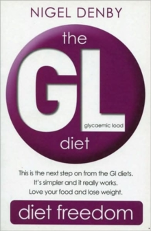 The GL Diet, Paperback Book