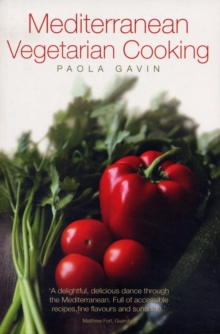 Mediterranean Vegetarian Cooking, Paperback Book