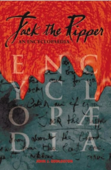 Jack the Ripper - an Encyclopaedia, Paperback Book