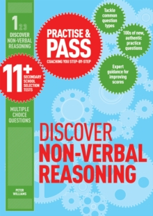 Practise & Pass 11+ Level One: Discover Non-Verbal Reasoning, Paperback Book