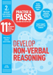 Practise & Pass 11+ Level Two: Develop Non-verbal Reasoning, Paperback / softback Book