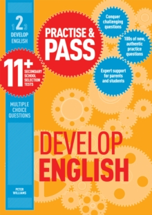 Practise & Pass 11+ Level Two: Develop English, Paperback Book