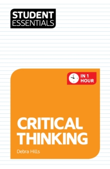 Student Essentials: Critical Thinking, Paperback Book