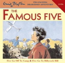 Five Go off to Camp & Five Go to Billycock Hill, CD-Audio Book