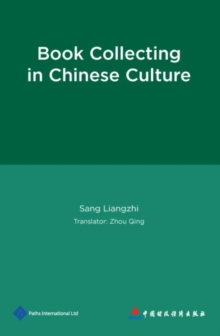 Book Collecting in Chinese Culture, Hardback Book
