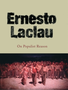 On Populist Reason, Paperback Book