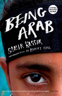 Being Arab, Paperback Book