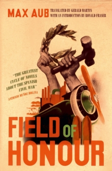 Field of Honour, Hardback Book