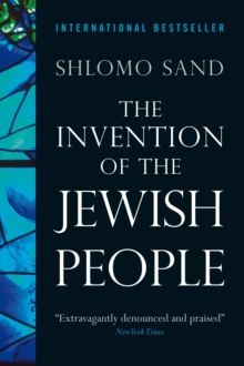 The Invention of the Jewish People, Paperback / softback Book