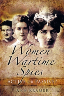Women Wartime Spies, Hardback Book