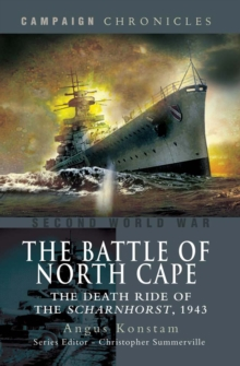 The Battle of North Cape : The Death Ride of the Scharnhorst, 1943, EPUB eBook