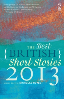 The Best British Short Stories 2013, EPUB eBook
