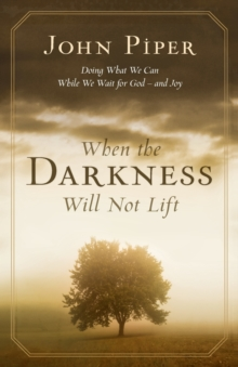 When the Darkness Will Not Lift : Doing What We Can While Waiting for God - and Joy, Paperback / softback Book