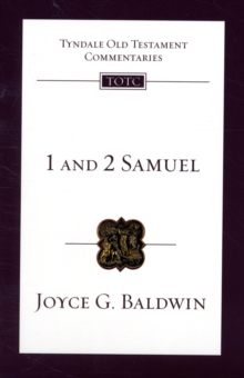 1 and 2 Samuel : An Introduction and Survey, Paperback Book