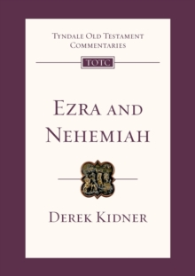 Ezra and Nehemiah : An Introduction and Commentary, Paperback / softback Book