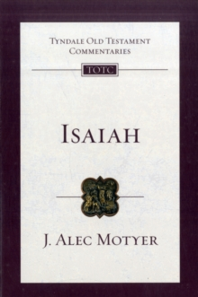 Isaiah : An Introduction and Commentary, Paperback Book