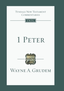 1 Peter : An Introduction and Commentary, Paperback Book