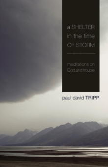 A Shelter in the Time of Storm : Meditations on God and Trouble, Paperback Book