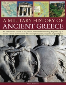 Military History of Ancient Greece, Paperback Book