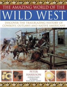 Amazing World of the Wild West, Paperback / softback Book