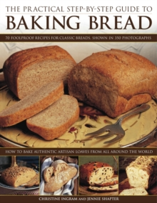 Practical Step-by-Step Guide to Baking Bread, Paperback Book