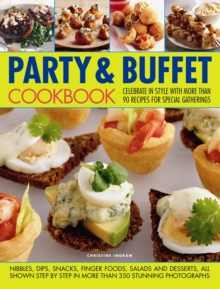 Party and Buffet Cookbook, Paperback / softback Book