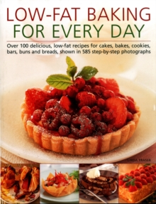 Low-Fat Baking for Every Day, Paperback Book