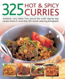 325 Hot and Spicy Curries, Paperback Book