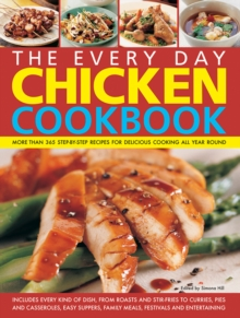 Every Day Chicken Cookbook, Hardback Book