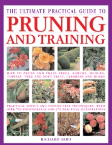 Pruning : Training and Topiary, Paperback Book