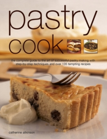 Pastry Cook, Paperback Book