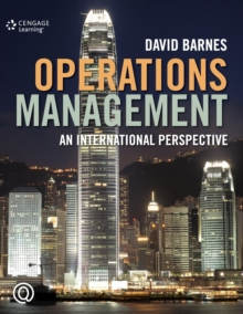 Operations Management : An International Perspective, Paperback Book