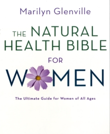 Natural Health Bible for Women, Hardback Book