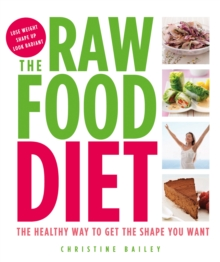 The Raw Food Diet, Paperback Book