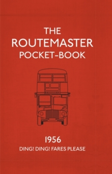 The ROUTEMASTER POCKET-BOOK, Hardback Book